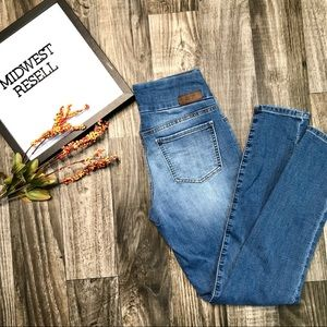 JAG High Rise Skinny Jeans -28